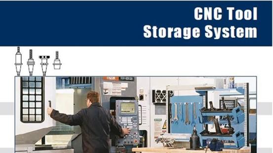 Brochure-Rousseau-CNC Tool Storage