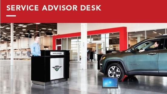 Brochure-Rousseau-Service Advisor Desk
