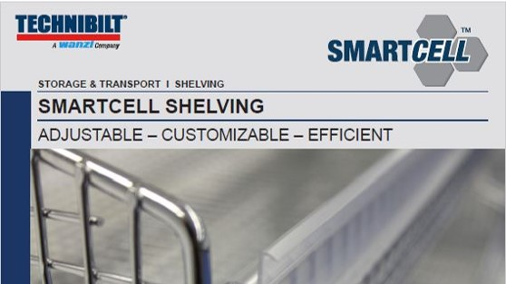 Brochure-Technibilt-SmartCell Shelving