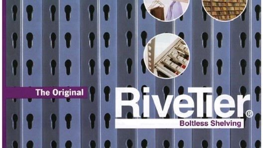 Brochure-WPSS-RiveTier Boltless Shelving