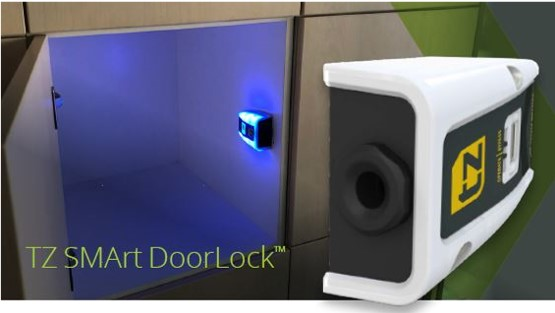 Brochure -tz-Smart Lockers Door Lock