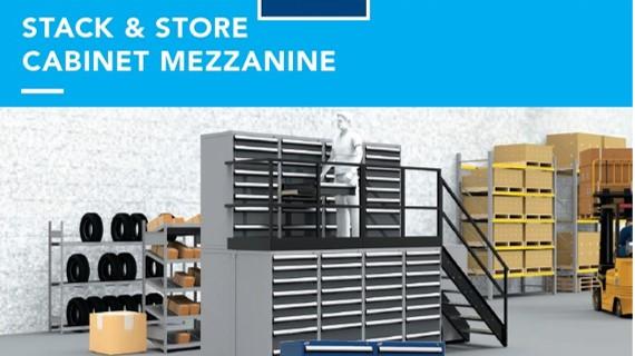 Brochure_Rousseau StackNStore Mezzanine