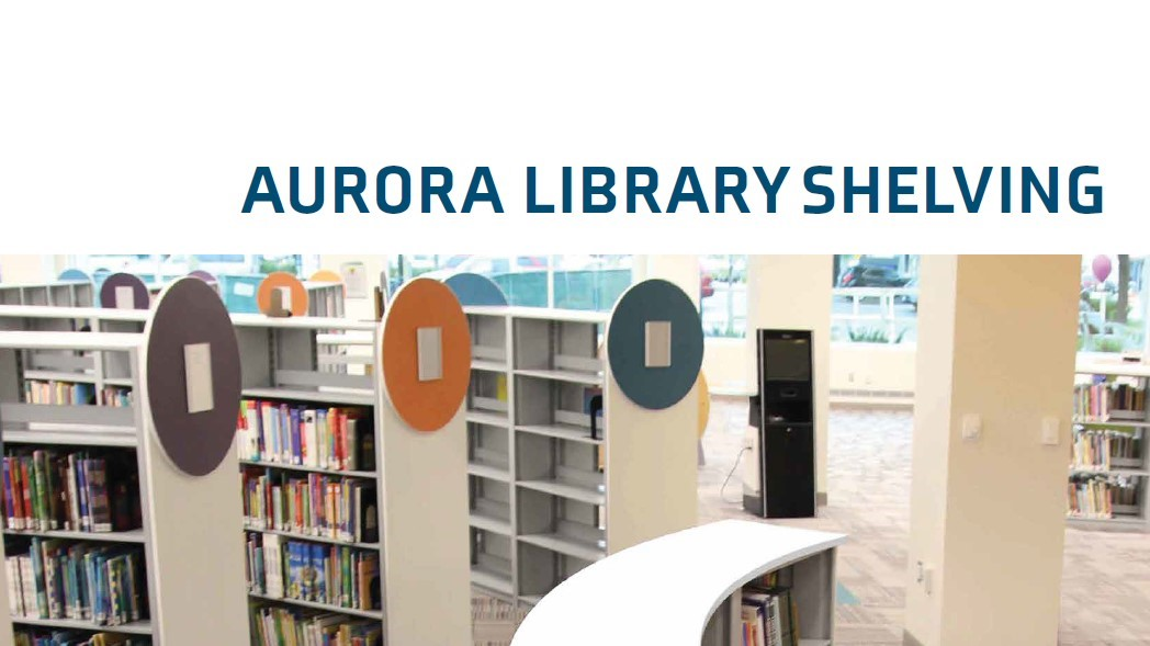Brochure-Aurora-Library Shelving