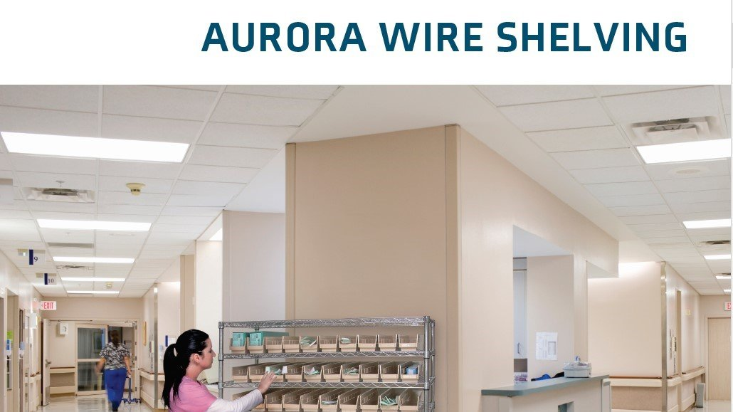Brochure-Aurora-Wire Shelving 2019
