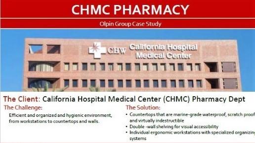 Case Study-CHMC Pharmacy Labs