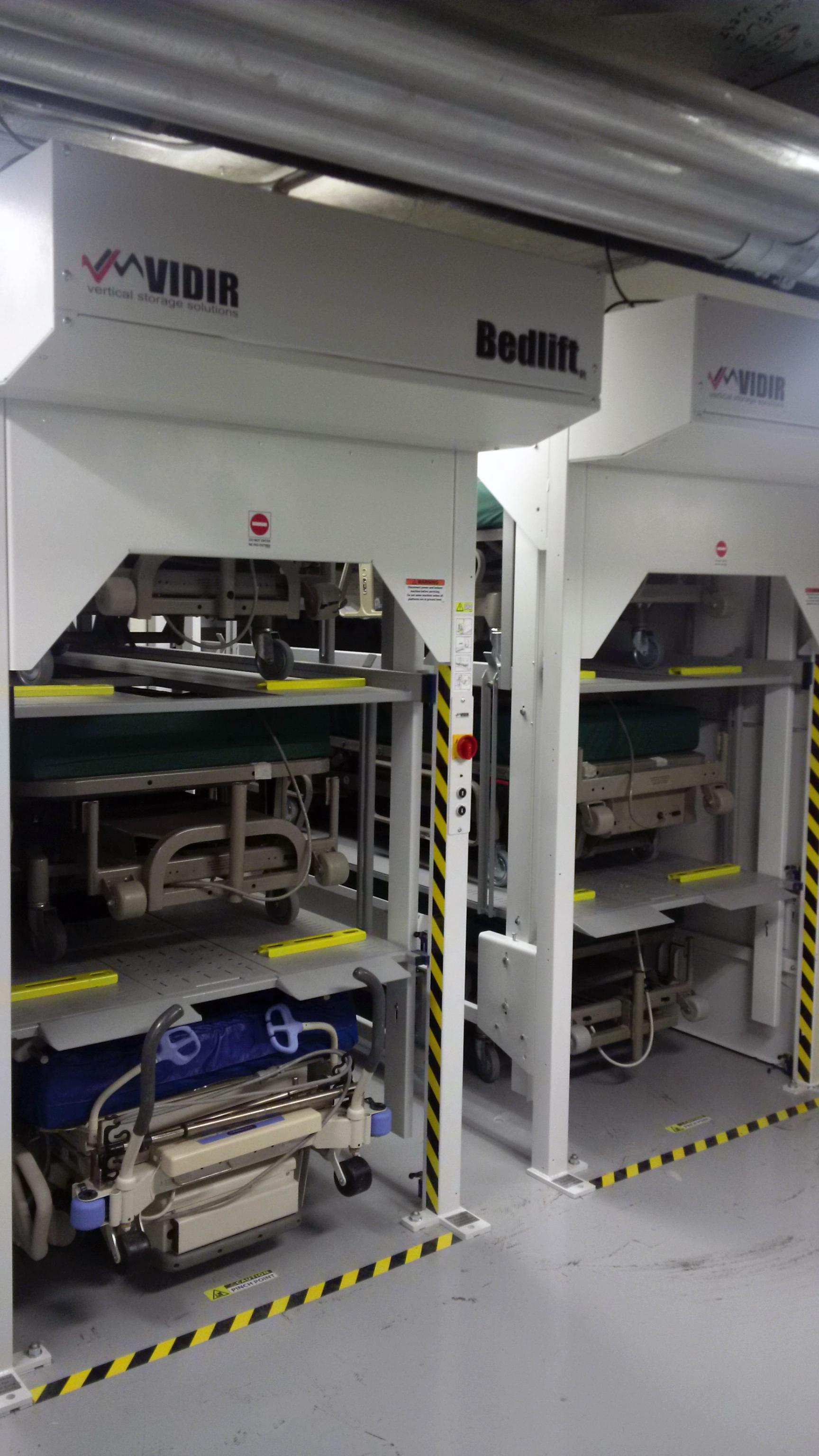 Bedlift Units-Vidir