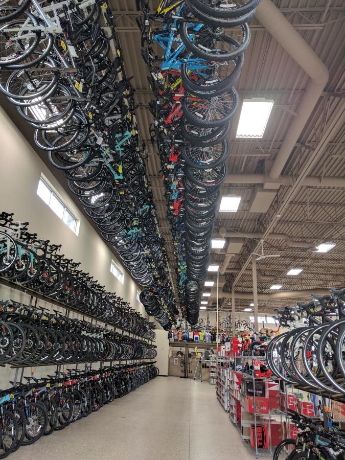 Multi-bike Overhead Storage Hoist