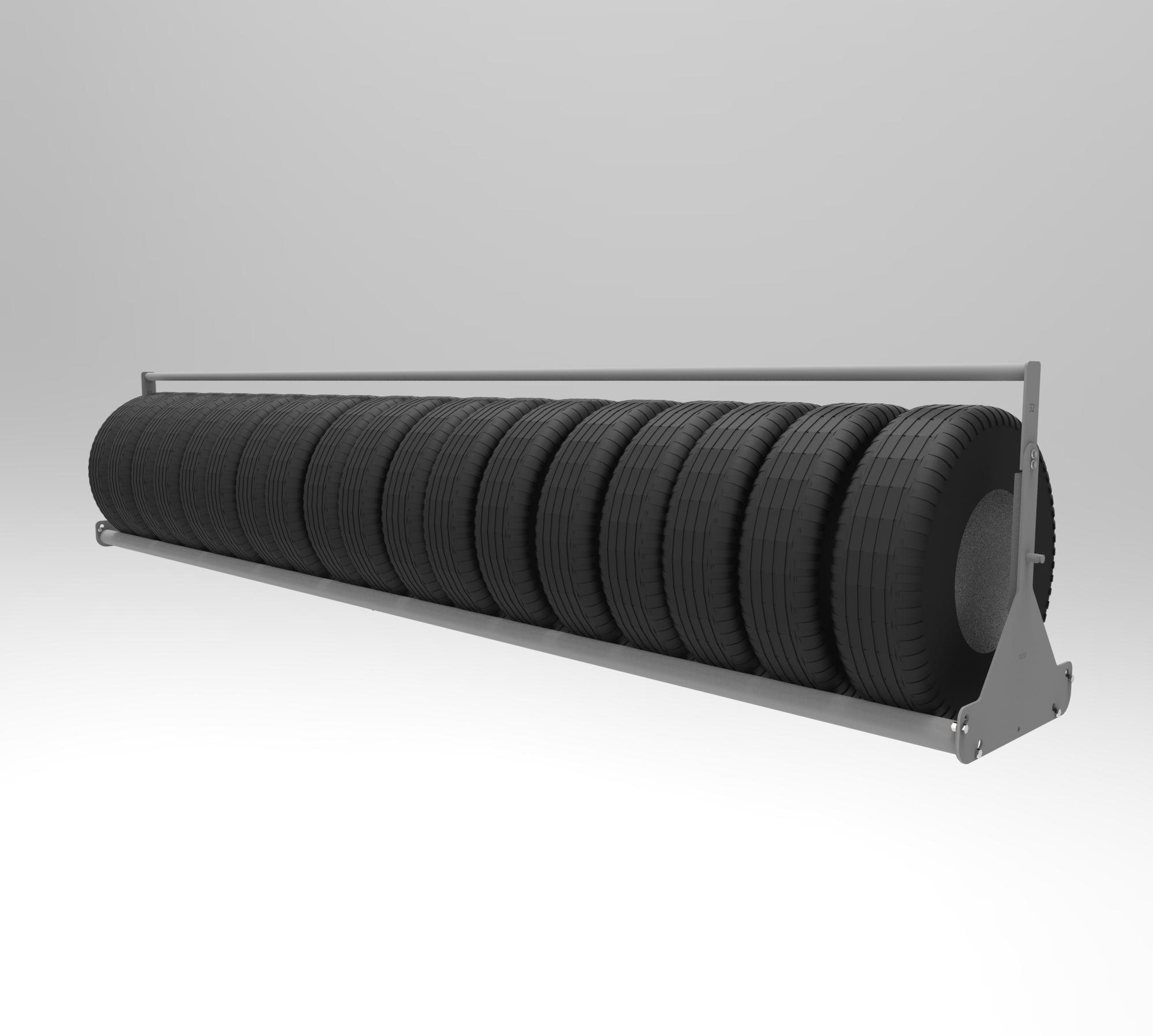Tire Storage Carrier
