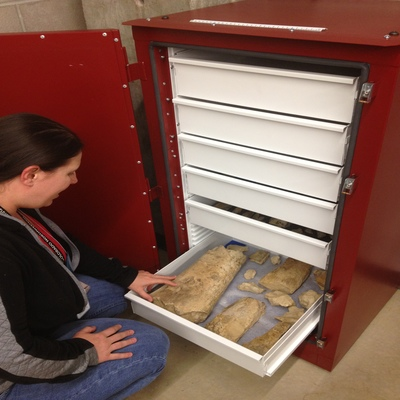Cabinet Storage-Artifacts