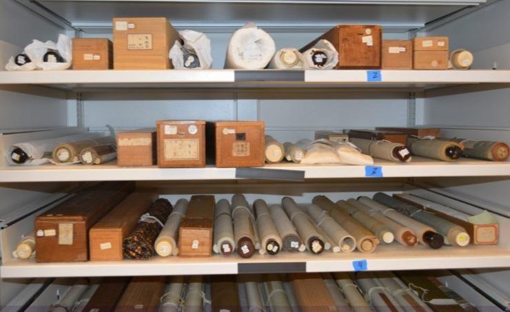 Cabinet Storage-Plans/Maps