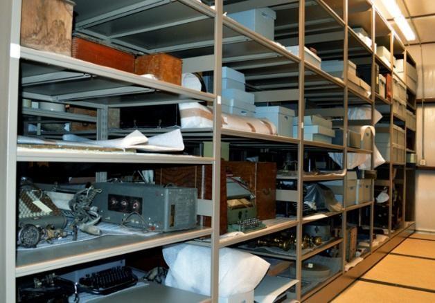 Compactor Mobile Storage