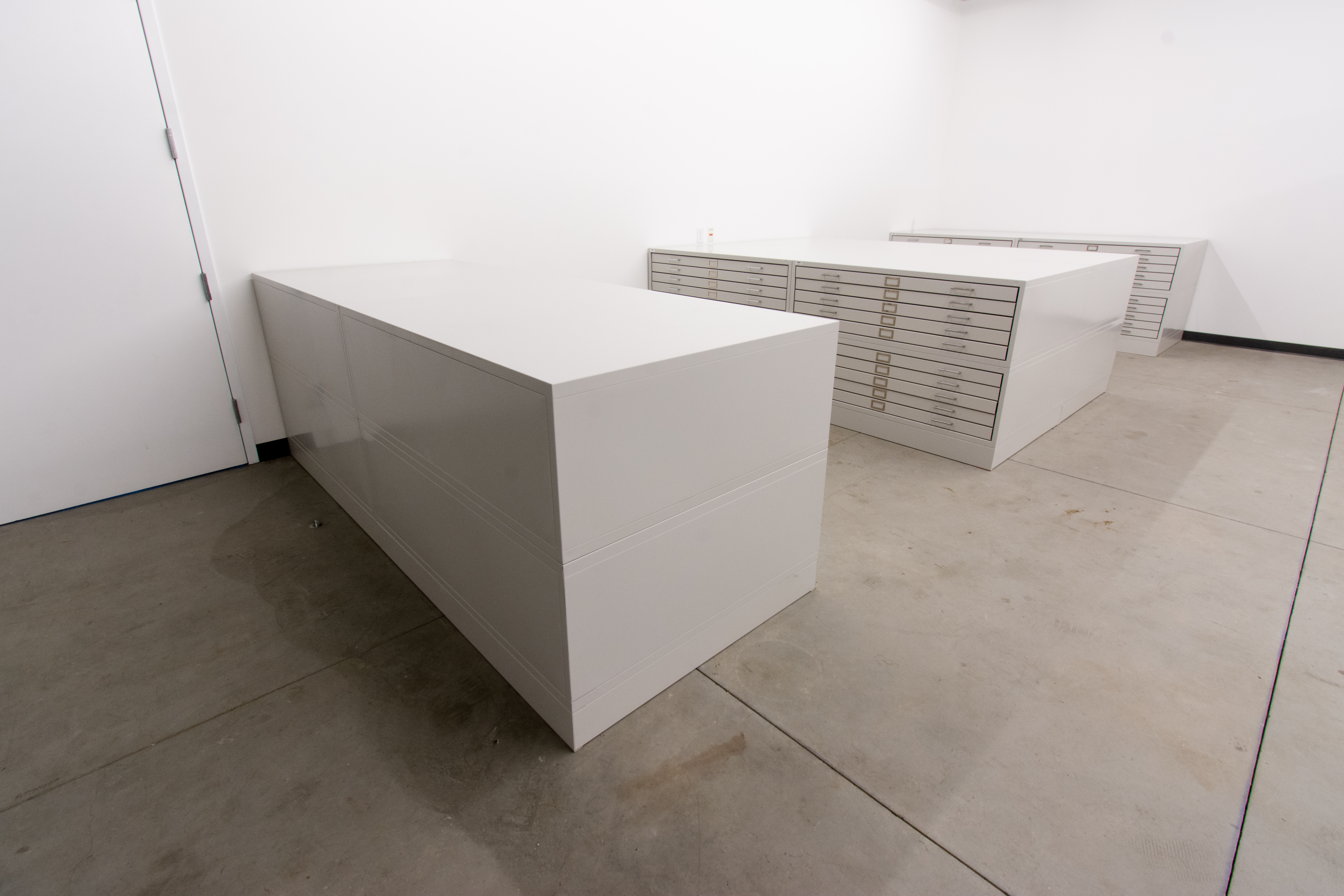 Benton Museum-Flat Files