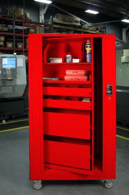 Rotary cabinet-tools-shop