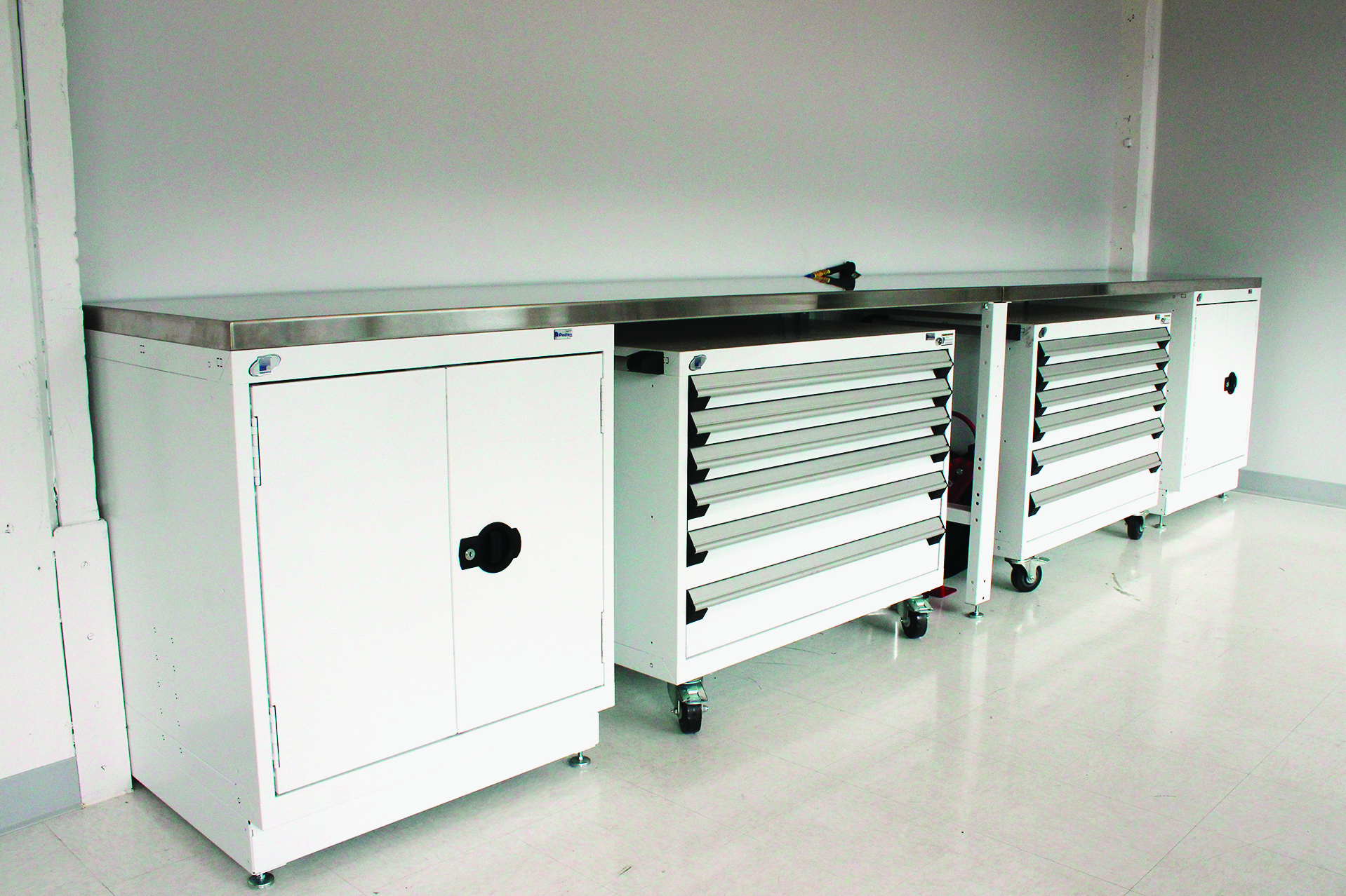 Mobile and Stationary Cabinets