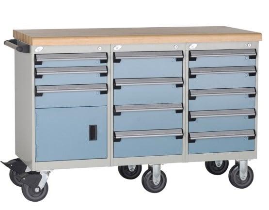 Mobile Cabinet triple-Rousseau