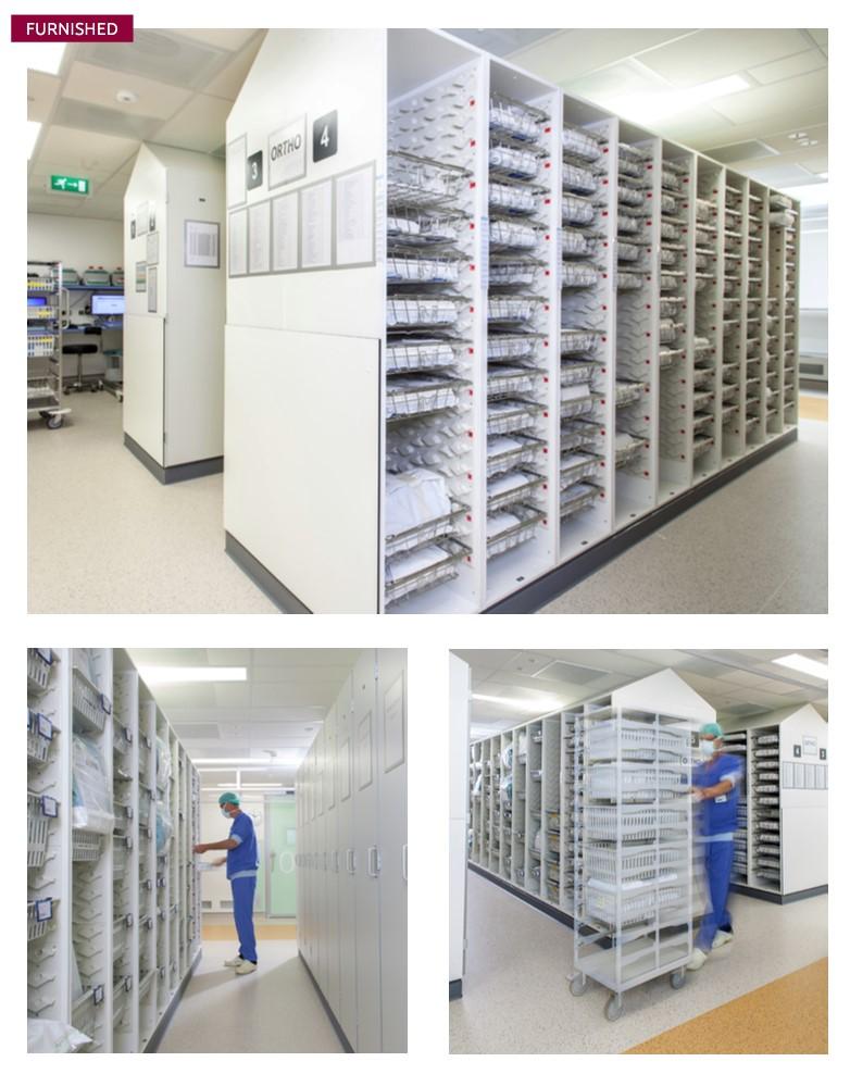 Pegasus-Medical Cabinets