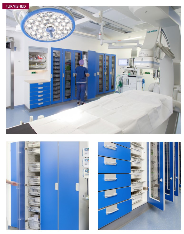 Surgical-Medical Storage Systems