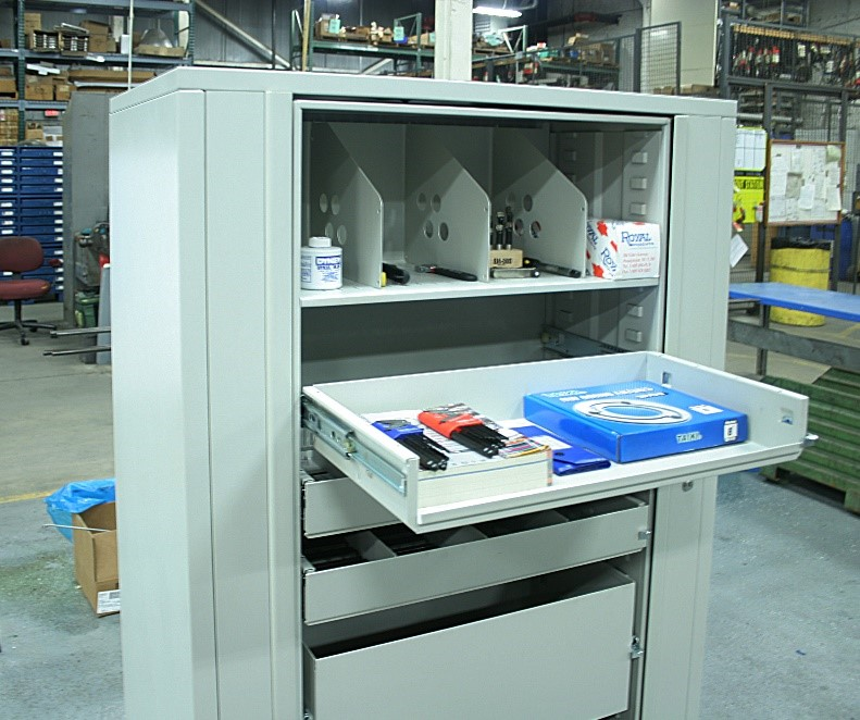 Rotary Cabinet Exended Shelf