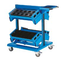 CNC Tool Storage-Freestanding Cart