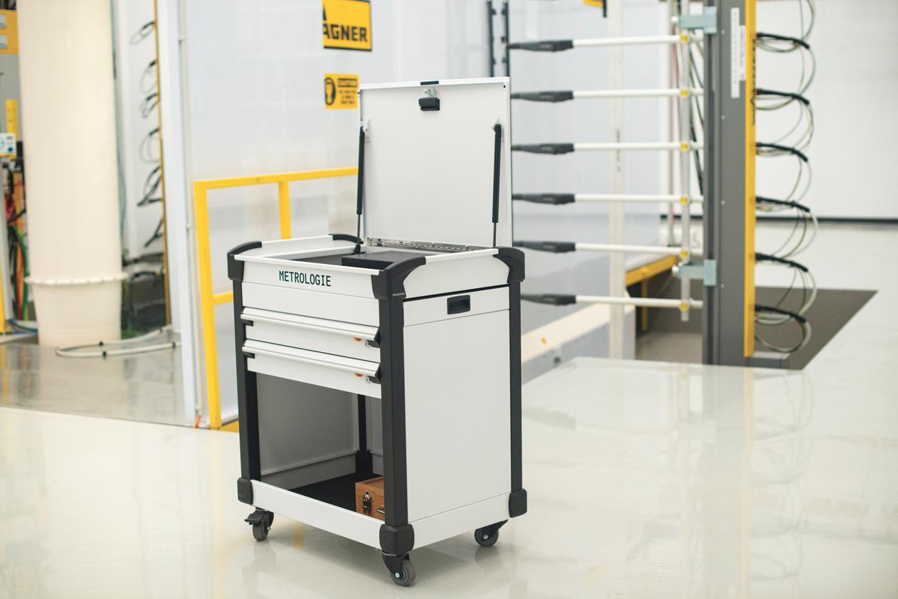 MultiTek Cart-closed design