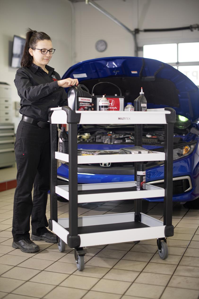 Multitek Open Tool cart-automotive