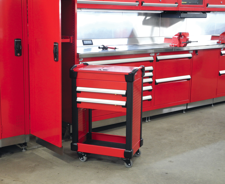 Multitek tool cart-automotive