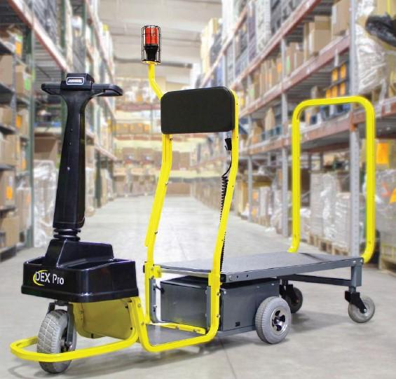 Amigo motorized cart