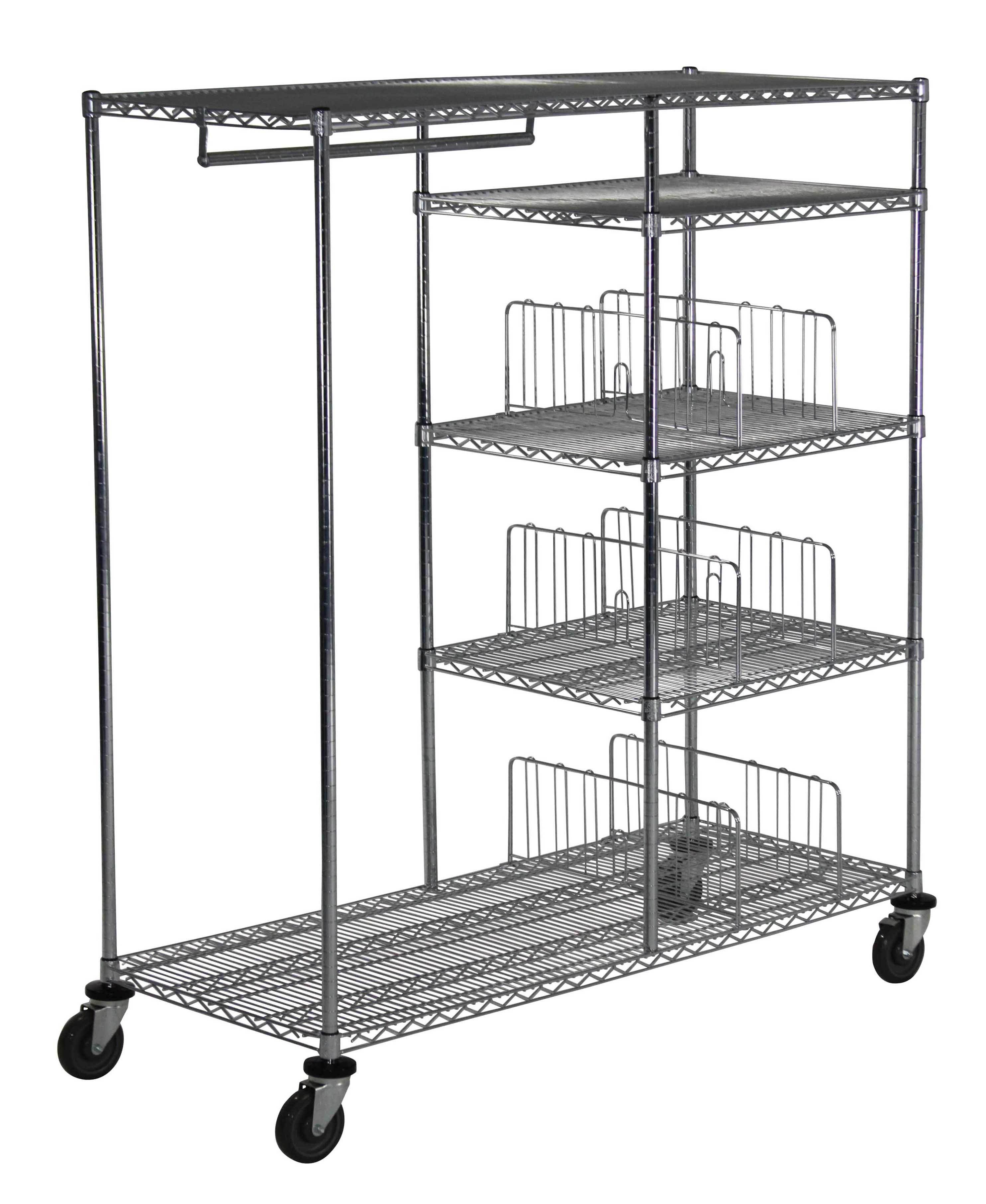 Wire Cart for Apparel