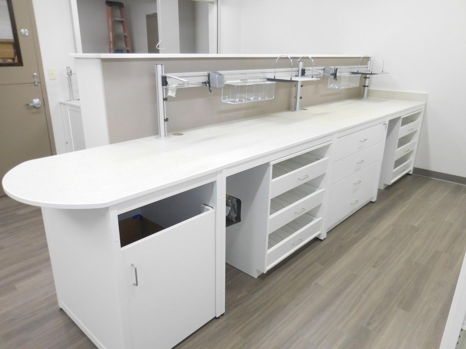 Millwork Pharmacy/Lab