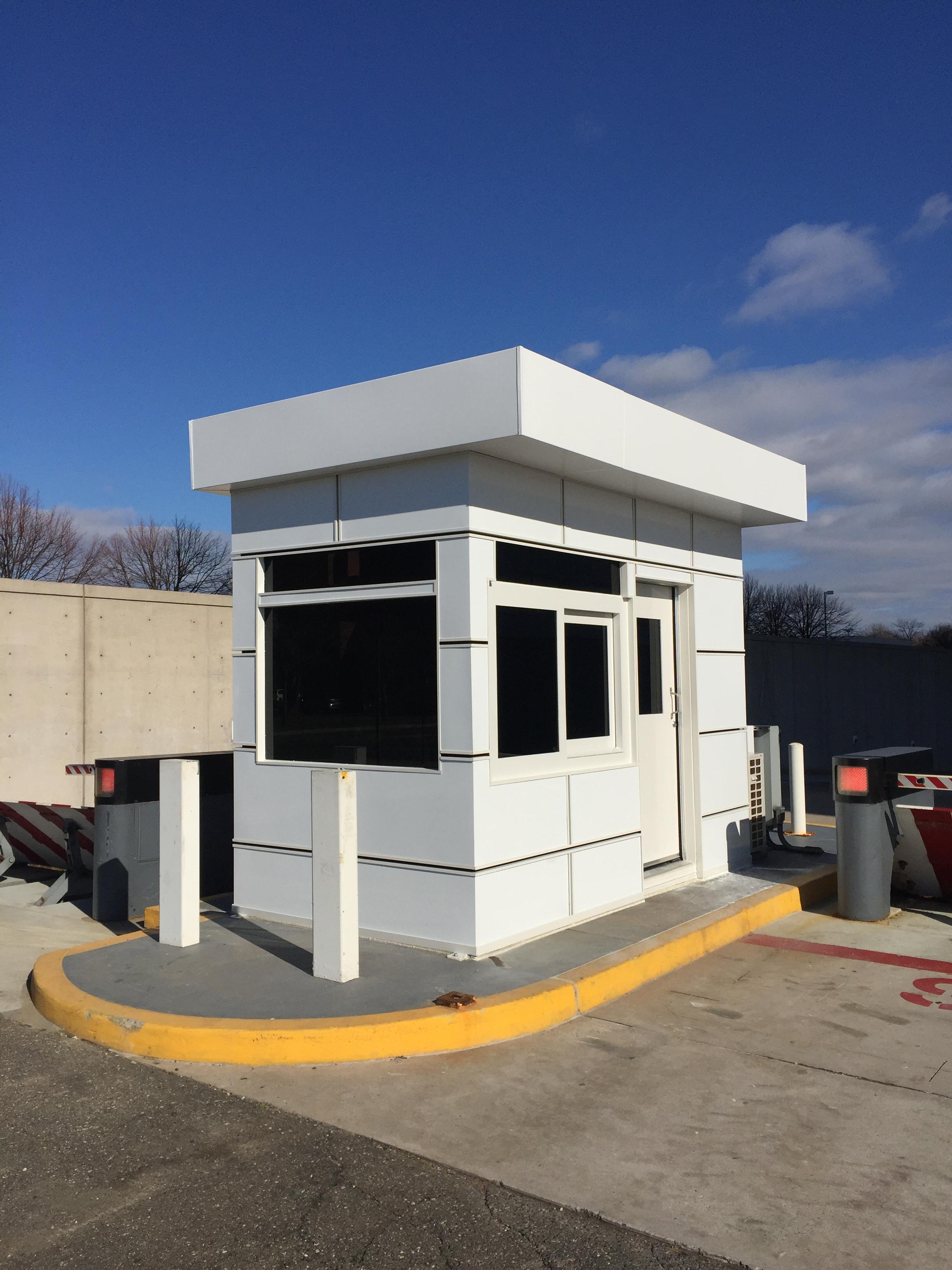 Exterior PanelBuilt Building