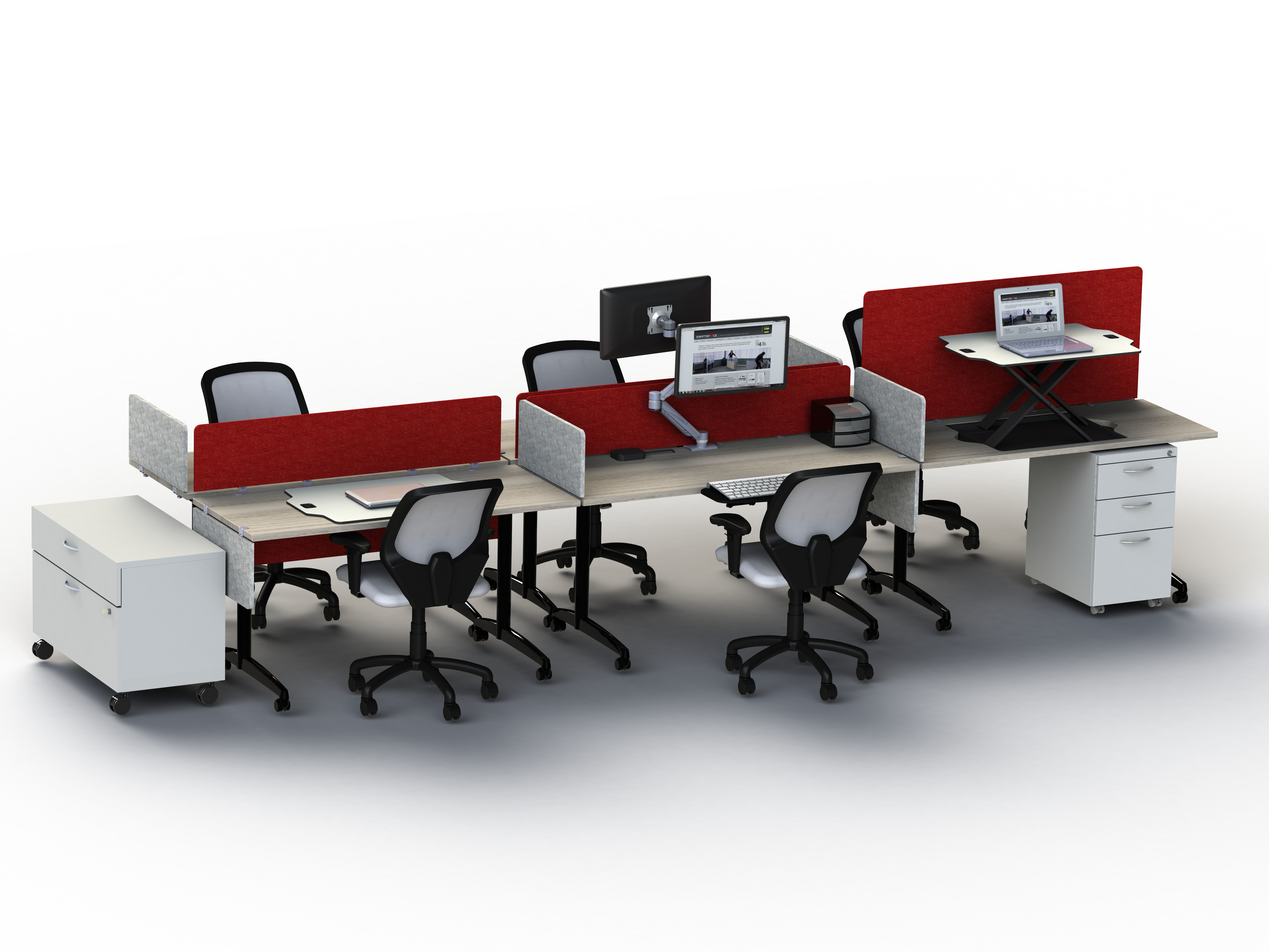 Swiftspace Unify Family-workbenches