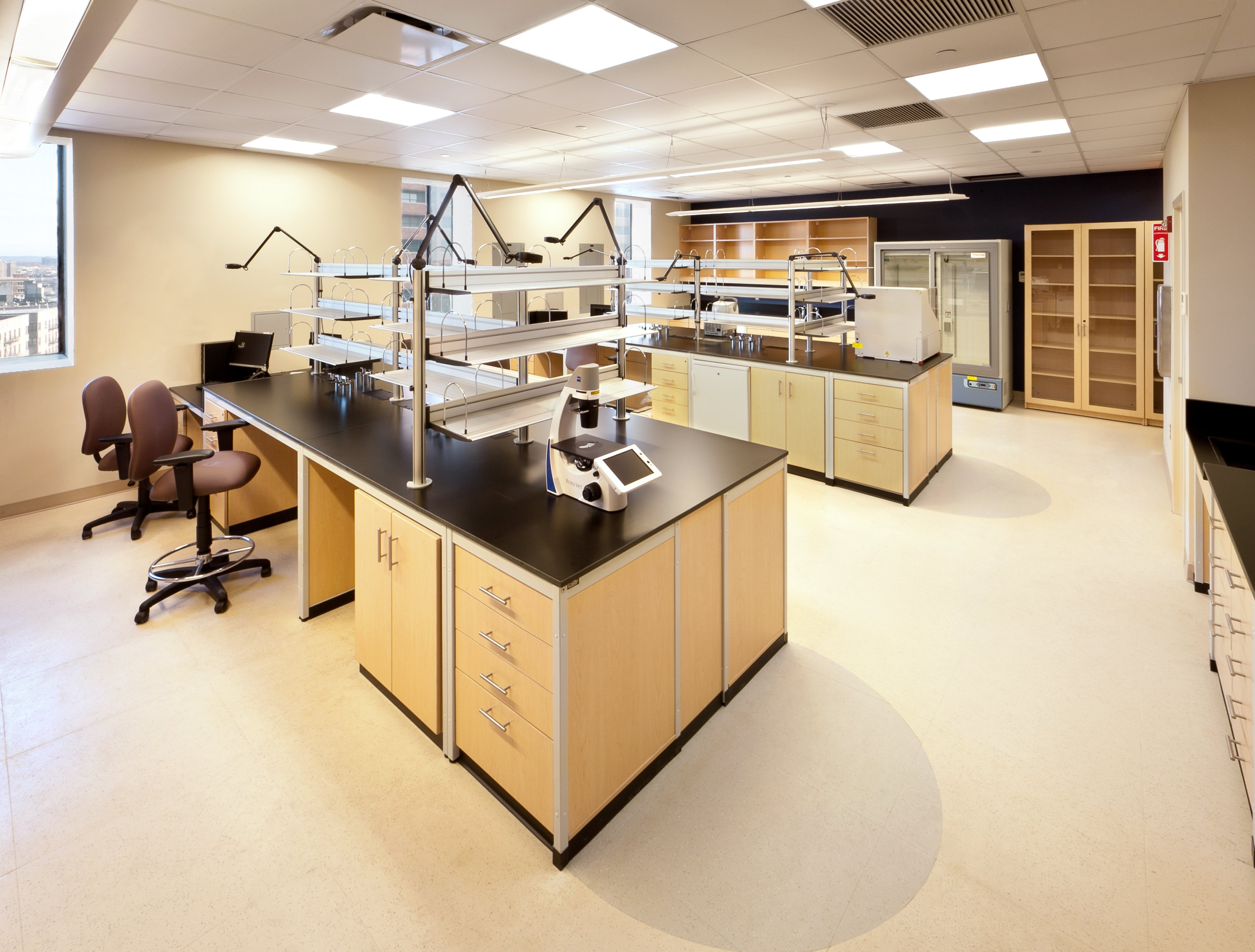 Lab-Modular Millwork