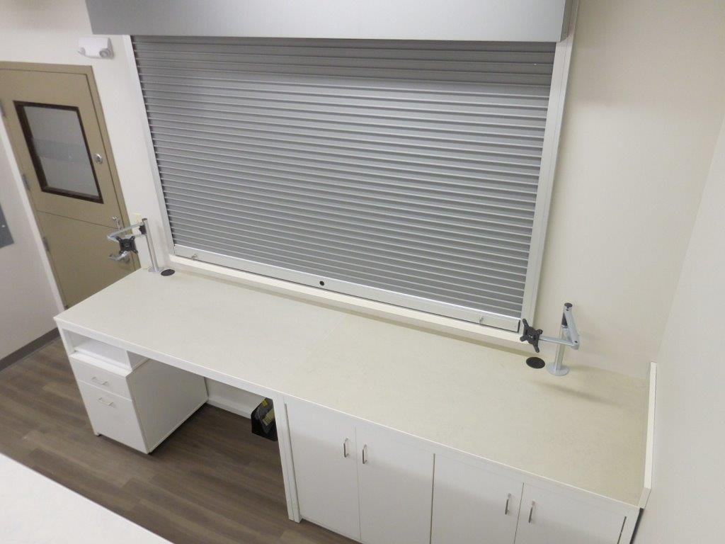 MM Pharmacy Counter with Shutter
