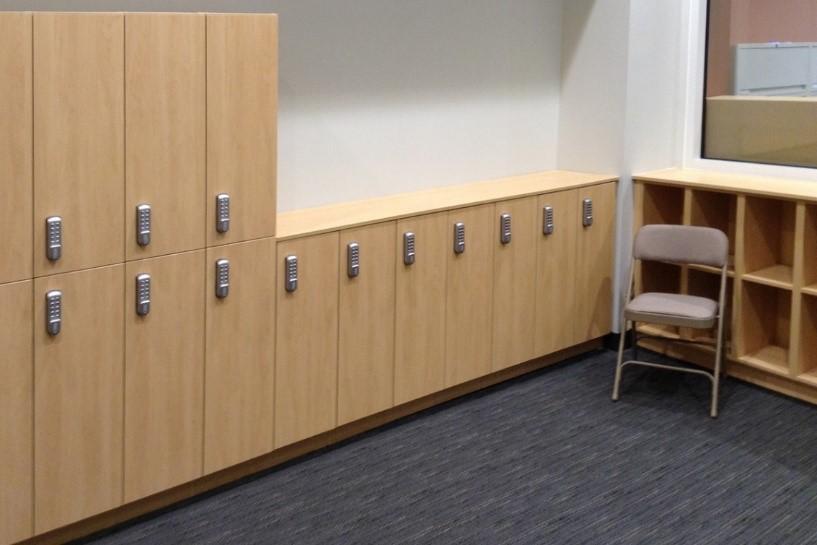 Laminate Lockers