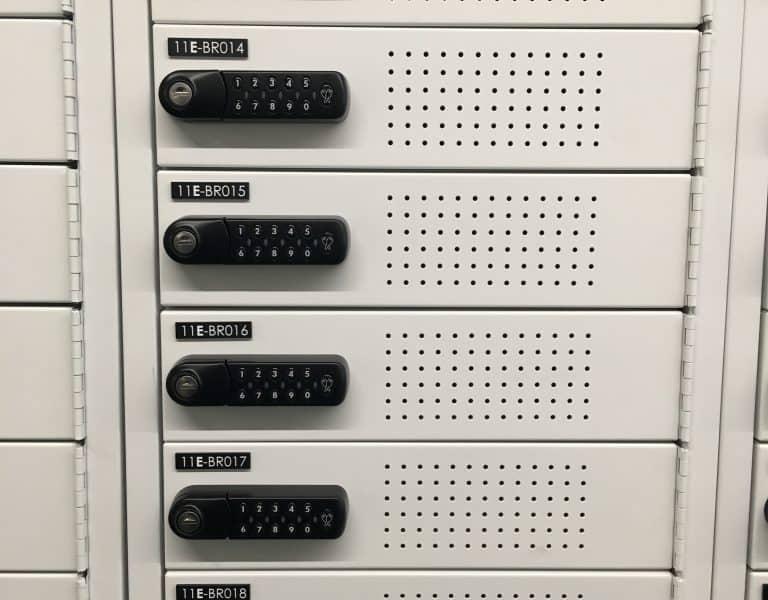 Locker keypad locks
