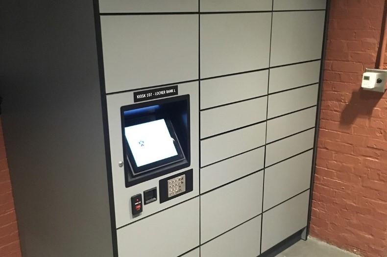 Smart locker lock system