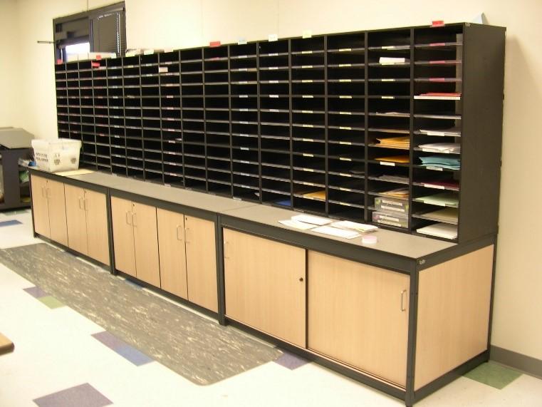 IOPC Mail sorters