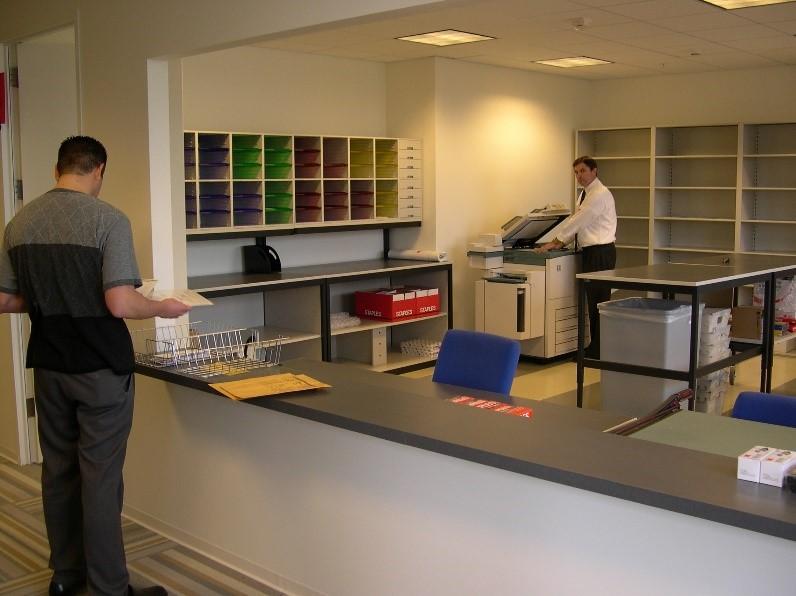 IOPC Mailroom
