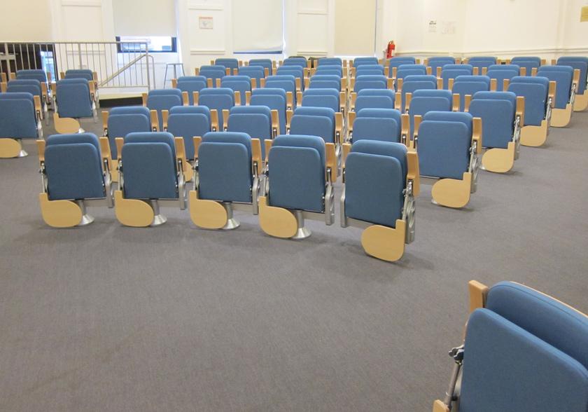 Auditorium-Classroom Seating-SpaceMax