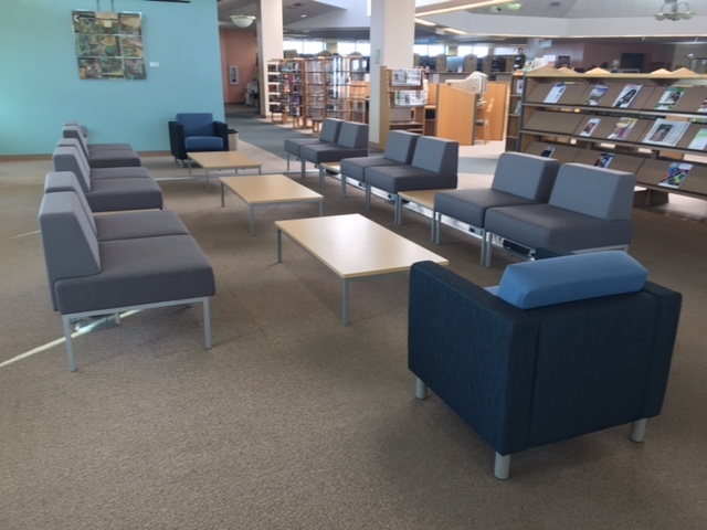 VVC Library Seating