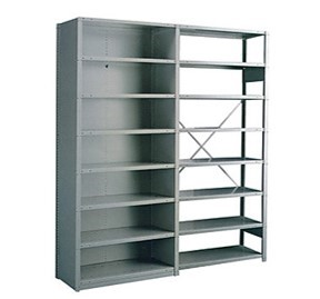 4post Closed-Open Shelving