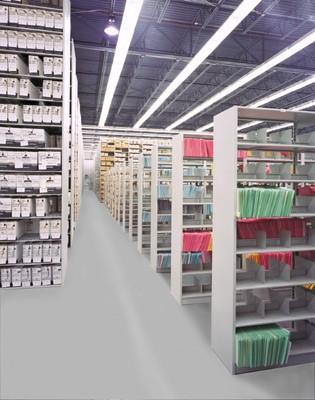 Case-Type Storage Room