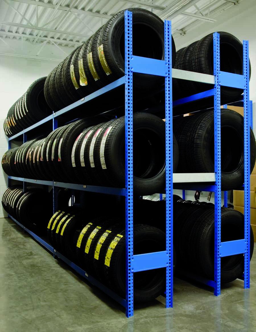 Wide-span racks-Rousseau