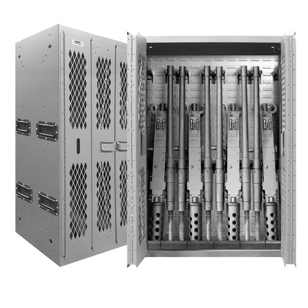 SecureIt_Military-Weapons Storage