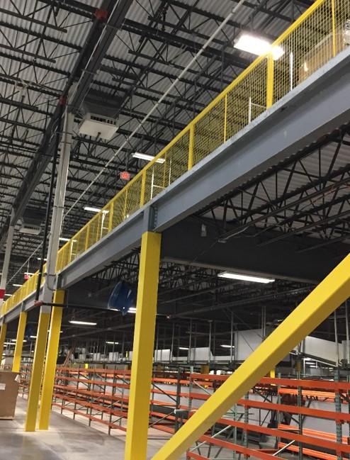 Mezzanine Railguard
