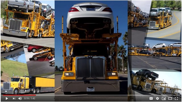 Video-Professional Auto Transport
