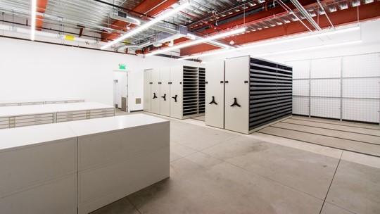 Pomona-Flat File Storage