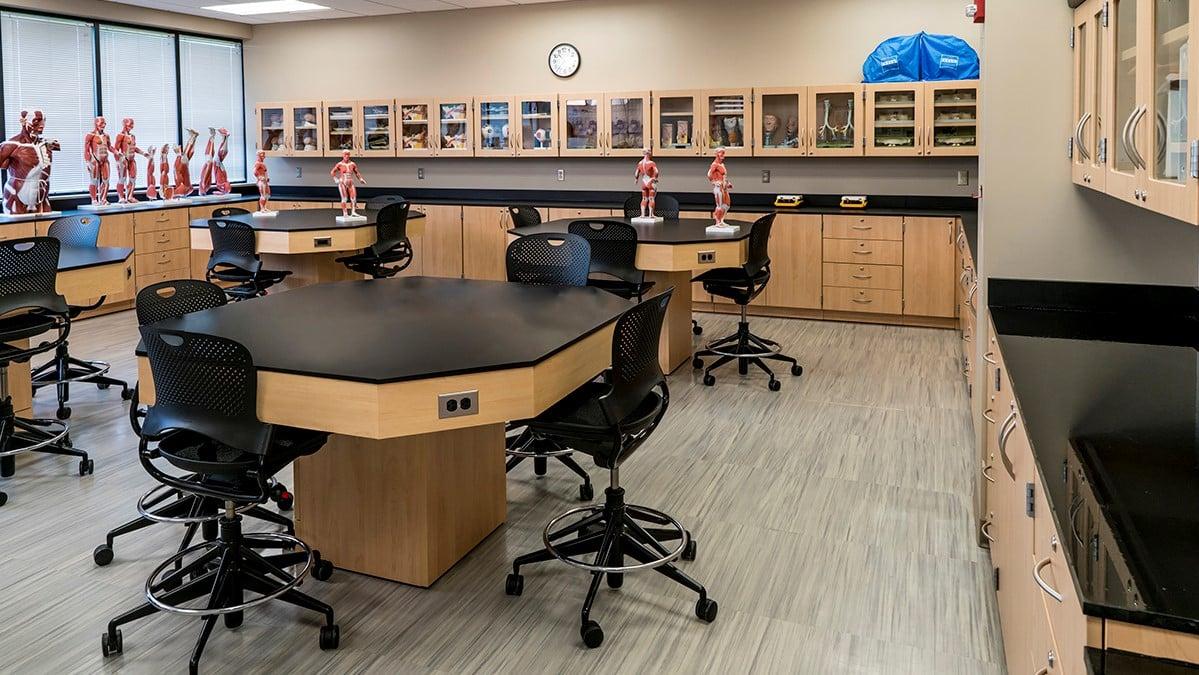 Classroom lab Furniture-Hamilton