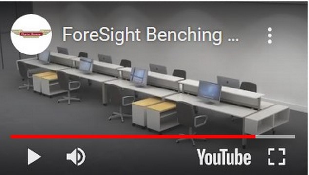 Video-Foresight Benching configurations