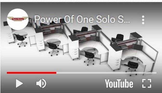 16-9 Video-Solo Workstation